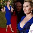 Kate Winslet premiere A Little Chaos abito Stella McCartney sandali Christian Louboutin