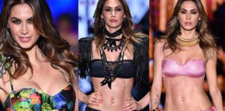 Melissa Satta sfilata bikini Calzedonia #CLZ