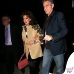 Ramzi Baria Alamuddin cappotto rafia Ermanno Scervino George Clooney