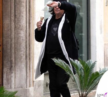 Renato Zero maglietta Dolce&Gabbana 2