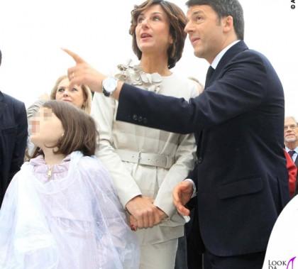 Agnese Renzi Expo tailleur Ermanno Scervino 7
