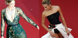 Cannes 2015 Poppy Delevingne Natasha Poly Natalie Portman Diane Kruger