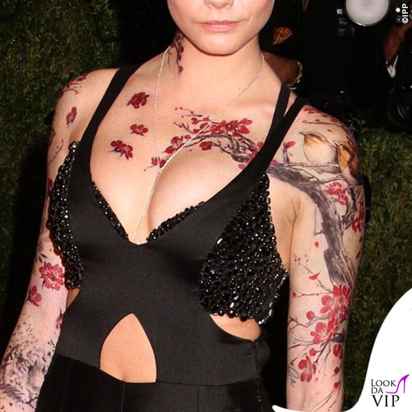 Cara Delevingne Cannes 2015 tuta Stella McCartney 3