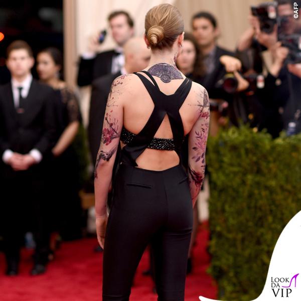 Cara Delevingne Cannes 2015 tuta Stella McCartney 7