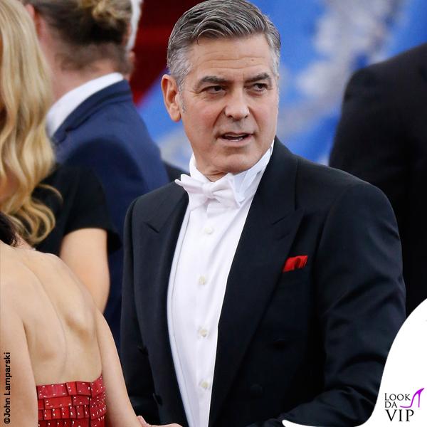 George Clooney Met Gala 2015 total Armani