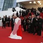 Isabella Rossellini Cannes 2015 abito Stella McCartney 3