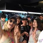 Kendall Jenner Gigi Hadid Lewis Hamilton Bella Hadid Hailey Baldwin Gran Premio di Montecarlo