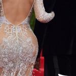 Kim Kardashian Met Gala 2015 abito Roberto Cavalli 13