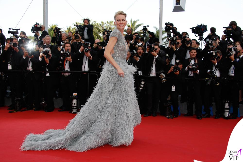Naomi Watts Cannes 2015 abito Elie Saab gioielli Bulgari 10
