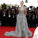 Naomi Watts Cannes 2015 abito Elie Saab gioielli Bulgari