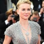 Naomi Watts Cannes 2015 abito Elie Saab gioielli Bulgari 5