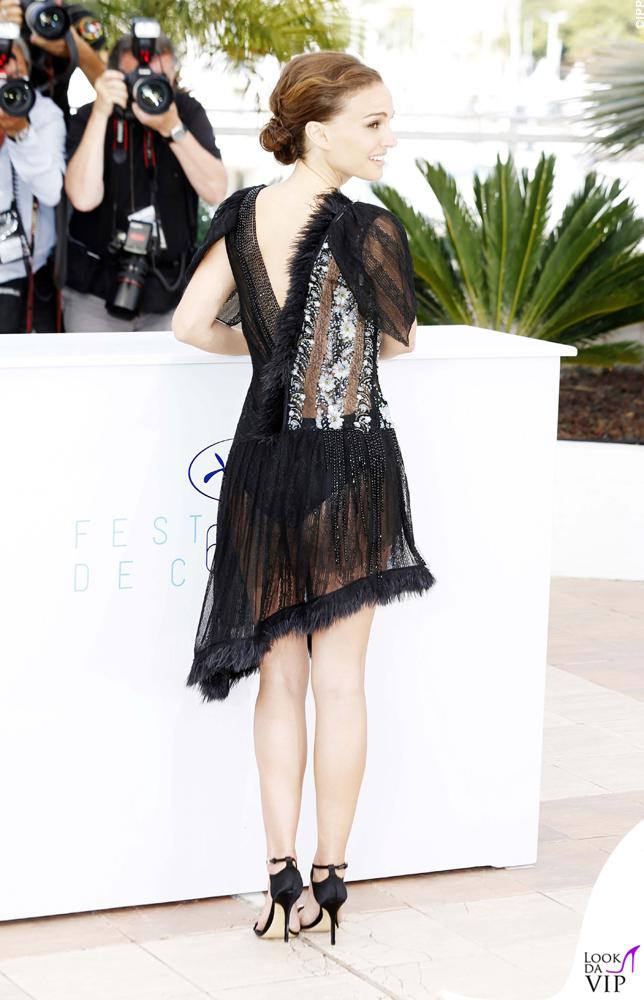 Natalie Portman Cannes 2015 abito Rodarte 4