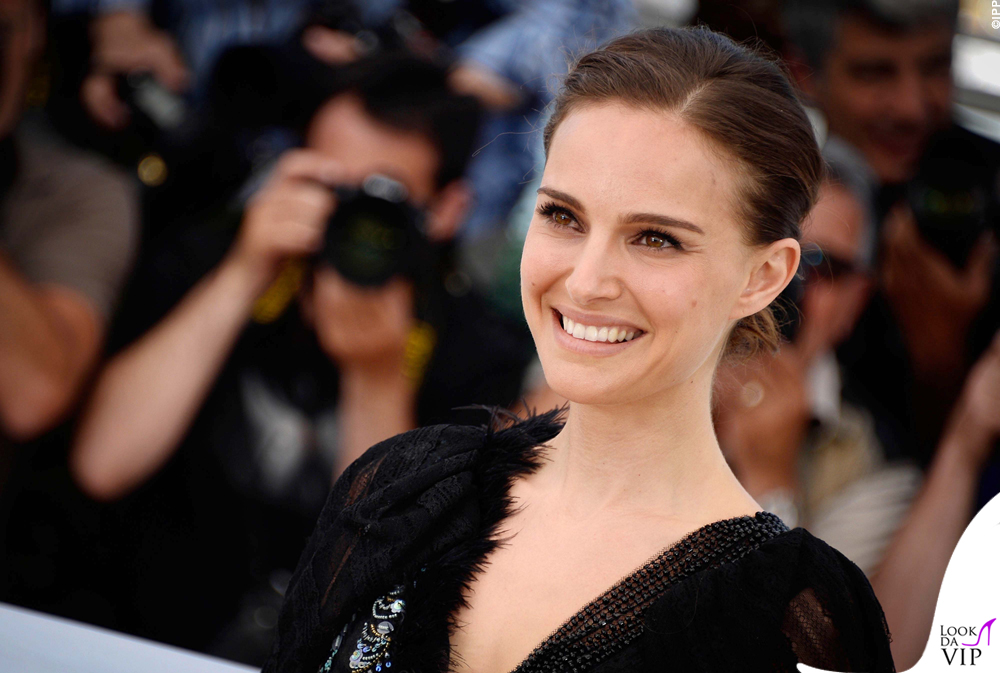 Natalie Portman Cannes 2015 abito Rodarte