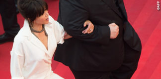 Sophie Marceau Cannes 2015 abito Alexandre Vauthier Couture 9