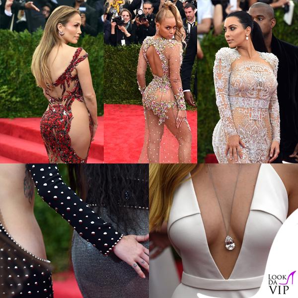 met gala Jennifer Lopez Beyoncé Sofia Vergara Selena Gomez Rihanna Lady Gaga Miley Cyrus