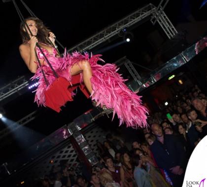 Cristina Buccino Villa Papeete Milano Marittima bikini 2BEKini 3