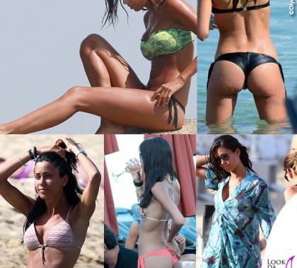 Federica Nargi Myconos bikini Goldenpoint