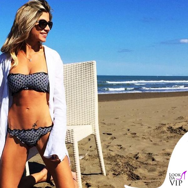 Maddalena Corvaglia bikini Paradise Beachwear