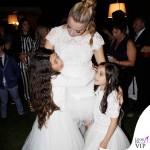Matrimonio Francesco Sarcina Clizia Incorvaia abito Domo Adami