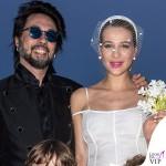 Matrimonio Sarcina Incorvaia Francesco Sarcina abito Carlo Pignatelli Clizia Incorvaia abito Trussardi scarpe Ballin 3