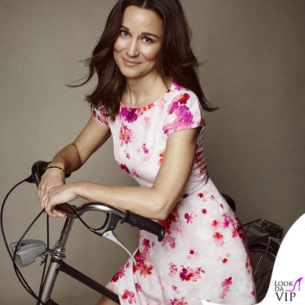 Pippa Middleton for Tabitha Webb abito