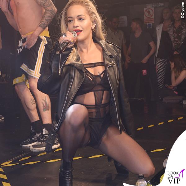 Rita Ora concerto Gay Londra 2