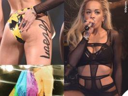 Rita Ora concerto Gay Londra