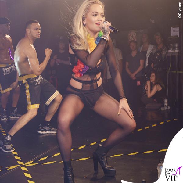 Rita Ora concerto Gay Londra 6