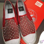 Valerio Scanu Coca Cola Summer Festival scarpe OXS