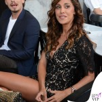 Belen Rodriguez ristorante Ricci abito Darling 4