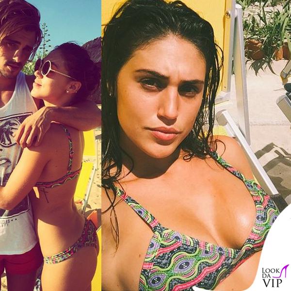 Cecilia Rodriguez Ibiza bikini Me Fui