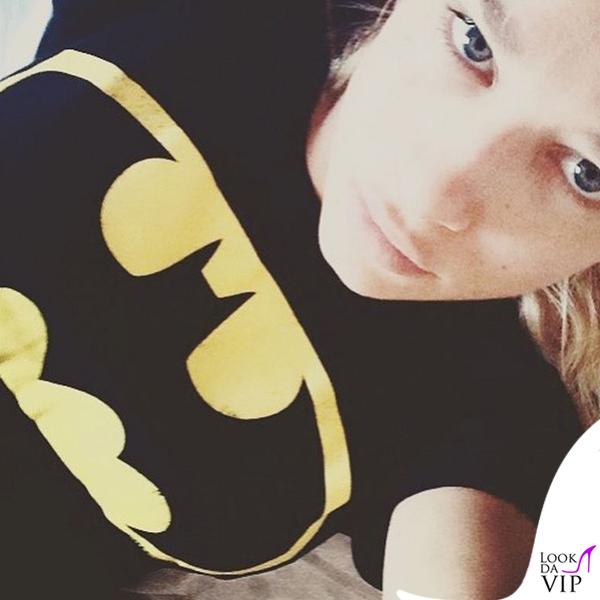 Clizia Incorvaia tshirt Batman