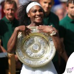 Serena Williams Wimbledon abito Nike