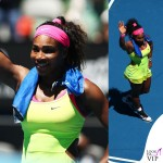 Serena Williams asciugamano Mission EnduraCool 3