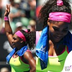Serena Williams asciugamano Mission EnduraCool 4