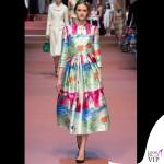 abito Dolce & Gabbana FW 15-16