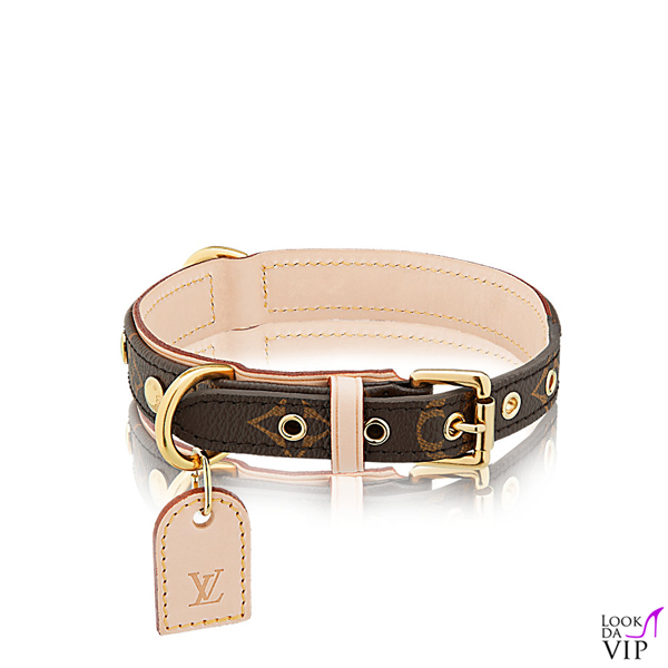 collare Louis Vuitton Baxter