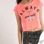 tshirt Bershka Alwais invest in yourself