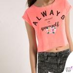 tshirt Bershka Alwais invest in yourself