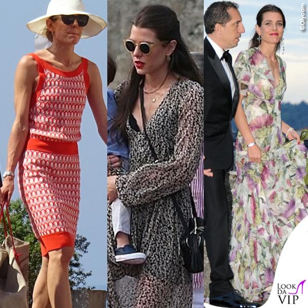 hot sale online 77363 501e5 Charlotte Casiraghi: Missoni, Gucci e... Zara - Look da Vip