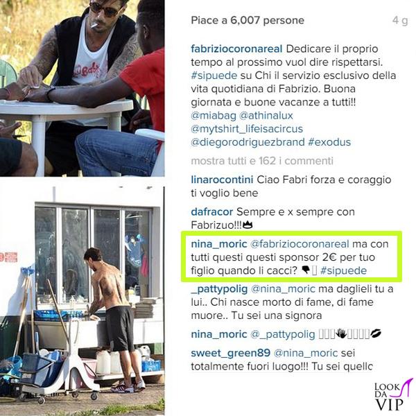 Fabrizio Corona Instagram 5