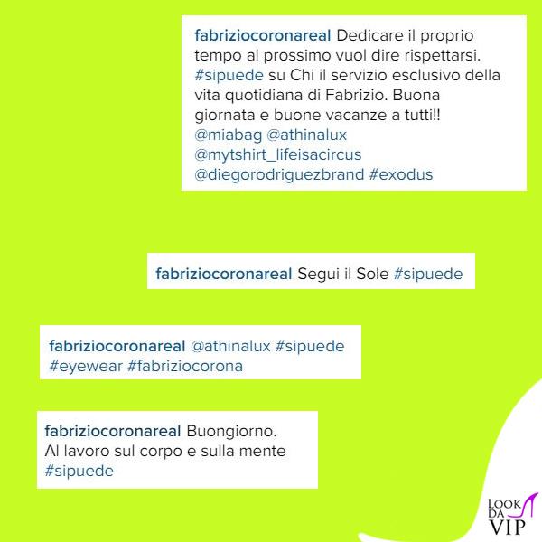 Fabrizio Corona Instagram 7