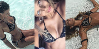 Giulia Calcaterra bikini Bluete