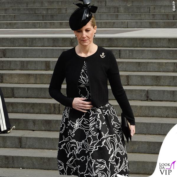 Sophie Thys-Jones of Wessex Vanity Fair International Best Dressed Women 2