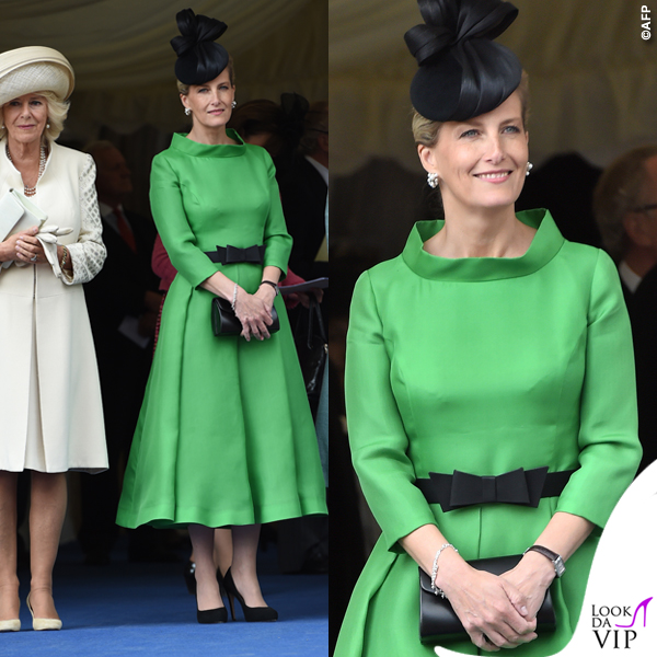 Sophie Thys-Jones of Wessex Vanity Fair International Best Dressed Women