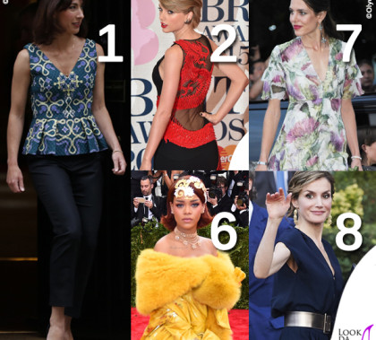 Vanity Fair International Best Dressed Women