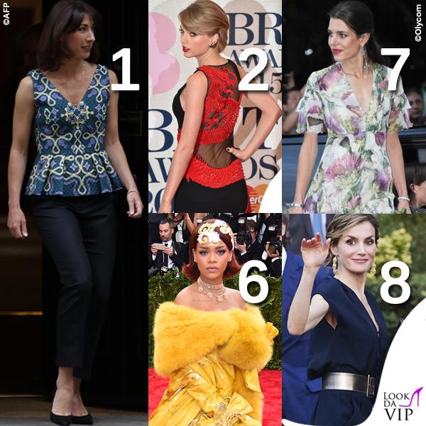 Vanity Fair International Best Dressed Women