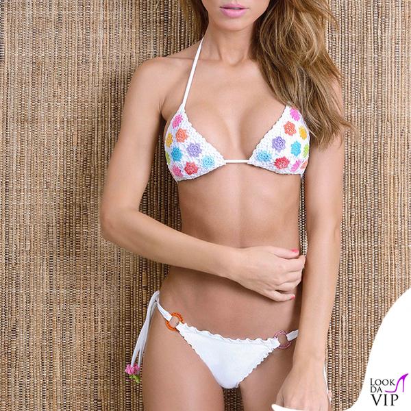 bikini Flavia Padovan tricot