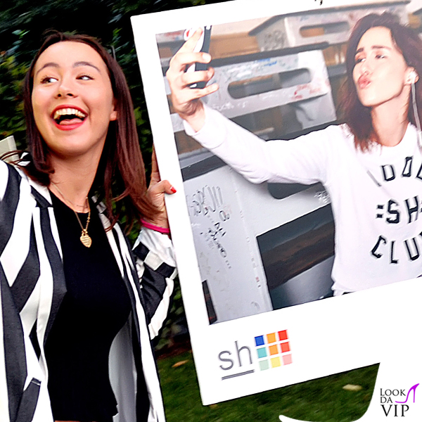Aurora Ramazzotti testimonial SH Silvian Heach 3