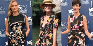 Festival di Venezia Diane Kruger Valeria Bilello Elizabeth Banks Paz Vega Emily Watson